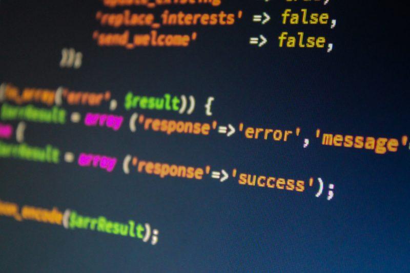 PHP, code, frameworks