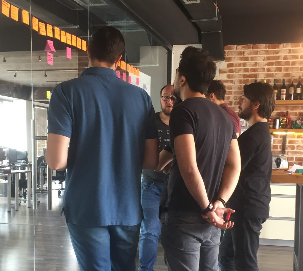 Event storming, GSIX, software engineering