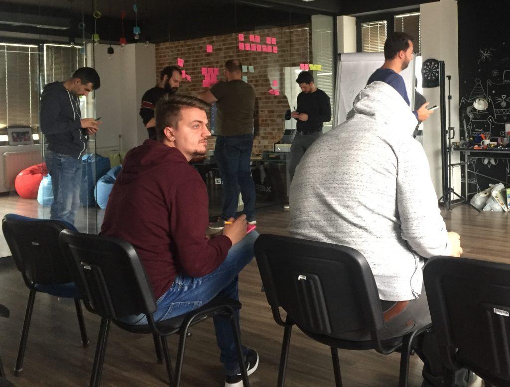 workshop, gsix, kamil barbarski, ldj
