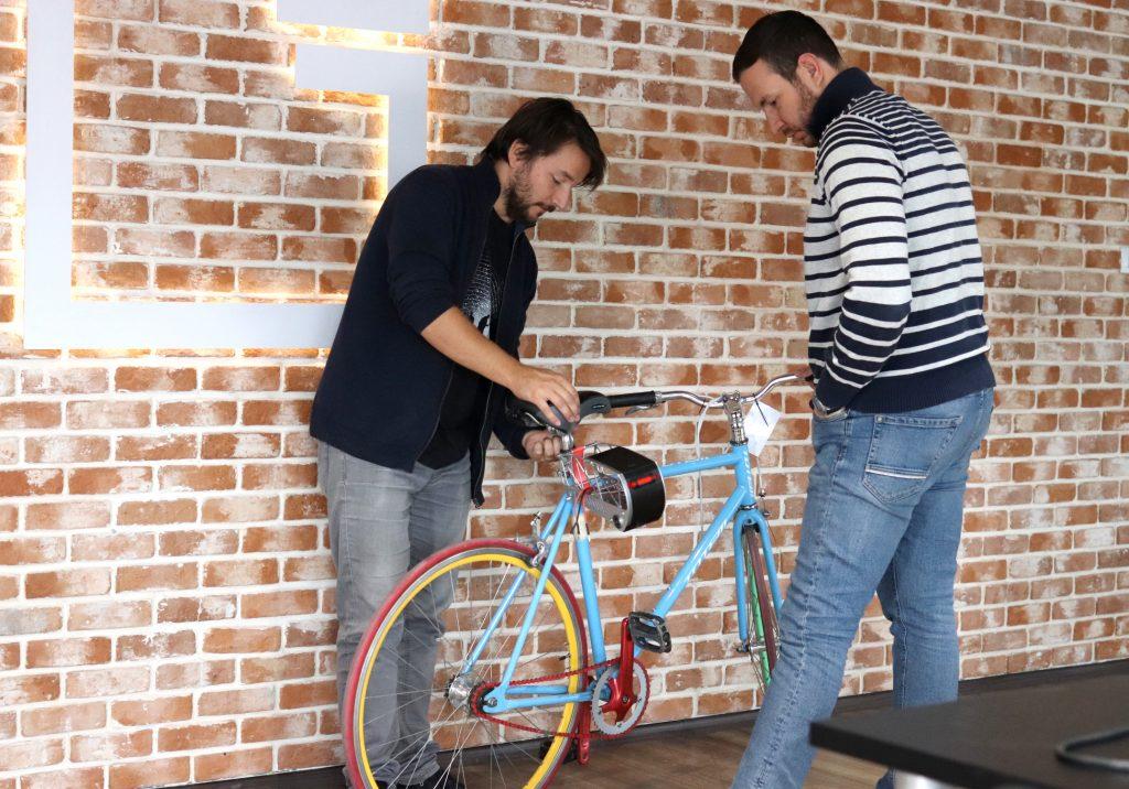 Pedaless, bike, GSIX, innovation