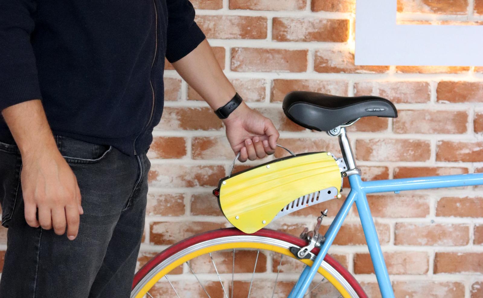 Pedaless, GSIX, Bike, Innovation